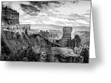 Scenic Vista, Bryce Canyon Greeting Card
