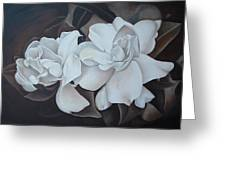 Scent Of Gardenias Greeting Card