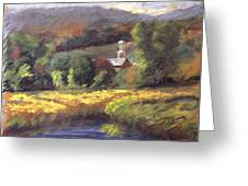 Schoharie Valley Greeting Card