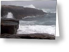 Schoodic Point Greeting Card