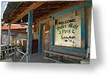 Sciples Water Mill Opry Greeting Card