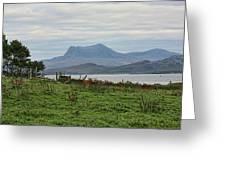 Scotland Landscape IIi Greeting Card