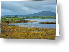 Scottish Cove Greeting Card