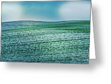 Screen Saver Greeting Card