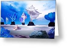 Sea Dancers Greeting Card