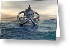 Sea Lab Greeting Card