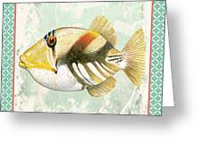 Sea Life-jp2857 Greeting Card by Jean Plout