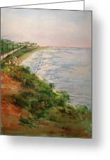 Sea Of Dreams Greeting Card