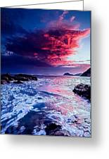 Sea Scape Greeting Card