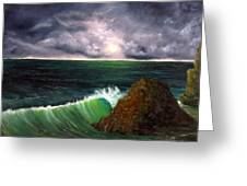 Sea Shine Greeting Card