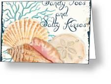 Sea Side-jp2731 Greeting Card