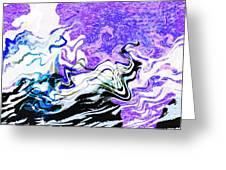 Sea Spirits Greeting Card