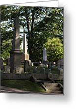 Seacoast Cemetery Greeting Card