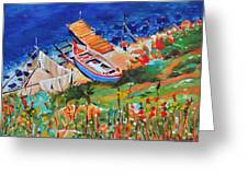 Seacoast Greeting Card