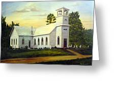 Seaford Zion Methodist Church Greeting Card