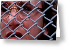 Sean Penn @ Carlito's Way Greeting Card