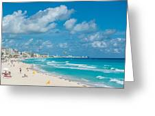 Search Vacations Online Greeting Card