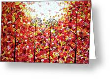 Searching For Spring Greeting Card