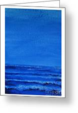 Seascape-0 Greeting Card
