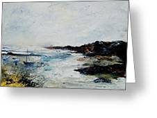 Seascape 68 Greeting Card