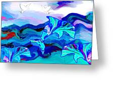 Seascape Adventures Greeting Card