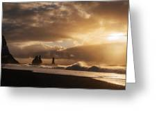 Seascape Dream Greeting Card