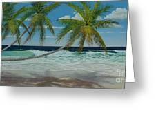Seascape Series No.1 Greeting Card