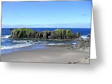 Seascape Supreme Greeting Card