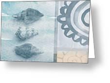 Seashells 2 Greeting Card