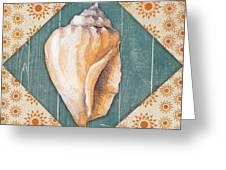 Seashells-jp3620 Greeting Card