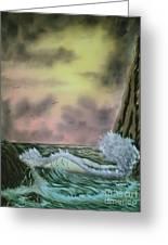 Seaside Cliffs Greeting Card