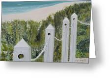 Seaside II Greeting Card