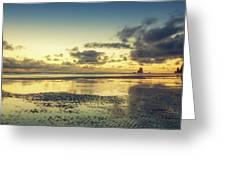 Seaside Palette Greeting Card