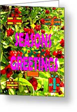 Seasons Greetings 10 Greeting Card