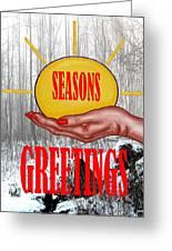 Seasons Greetings 31 Greeting Card