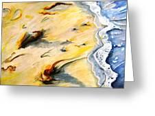 Seaswept Greeting Card