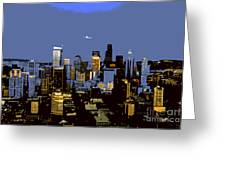 Seattle City Greeting Card