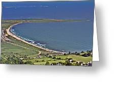 Second Beach Newport Rhode Island Greeting Card by Duncan Pearson