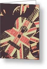 Second British Invasion Greeting Card