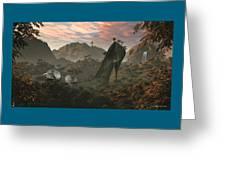 Secret Land Greeting Card