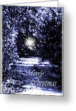 Secrets Christmas Card  Greeting Card