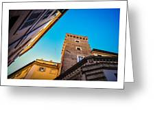 Secrets Of Italy  Greeting Card