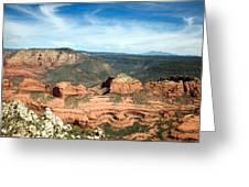 Sedona, Arizona Greeting Card