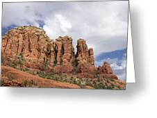 Sedona Arizona Red Rocks Greeting Card