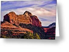 Sedona Arizona Vii Greeting Card