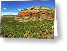 Sedona Landscape Greeting Card