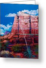 Sedona Red Rock Greeting Card