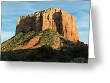 Sedona Red Rocks Greeting Card