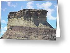 Sedona Rock Formation Greeting Card