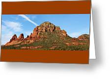 Sedona Rocks Hbn2 Greeting Card